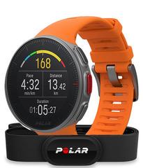 Мультиспортивные часы Polar Vantage V HR (датчик H10) Orange 90069666