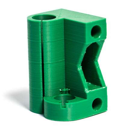 зеленый pla