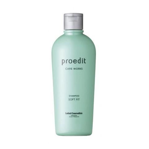 Lebel Proedit Шампунь для волос нуждающихся в увлажнении Soft fit shampoo купить online