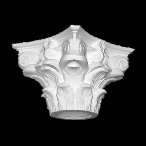 Капитель (колонна) Европласт из полиуретана 4.11.302, интернет магазин Волео