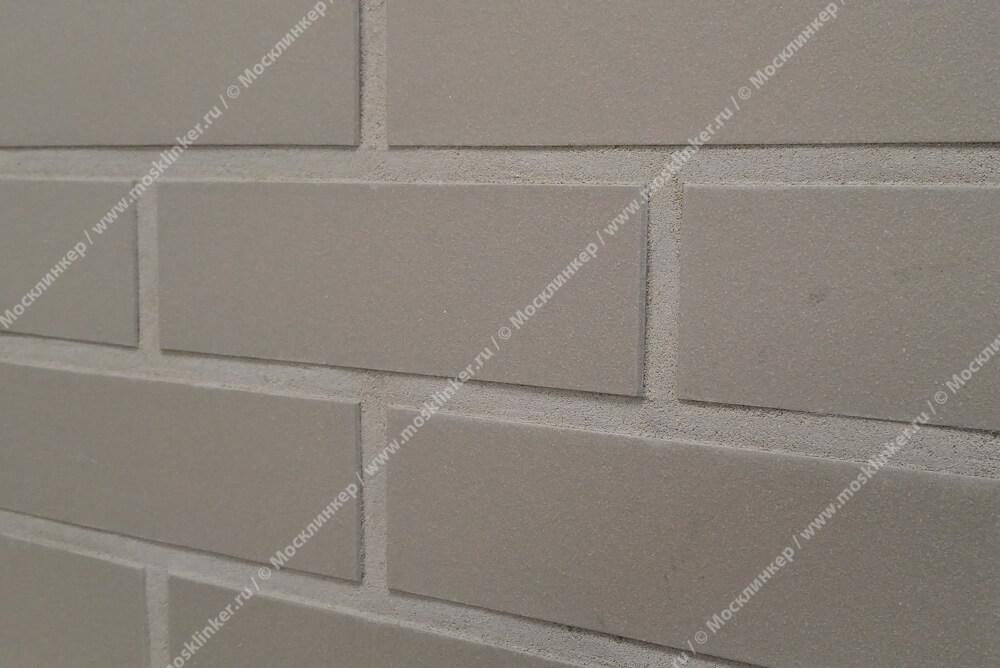 Фасадная плитка Roben, Faro, цвет серый с оттенком (grau-nuanciert), гладкая (glatt)