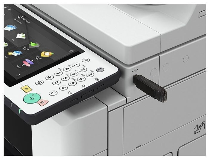 Canon imageRUNNER ADVANCE 8105 MFP Generic PCL6 Driver Download