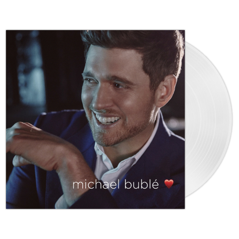 Michael Buble / Love (Clear Vinyl)(LP)