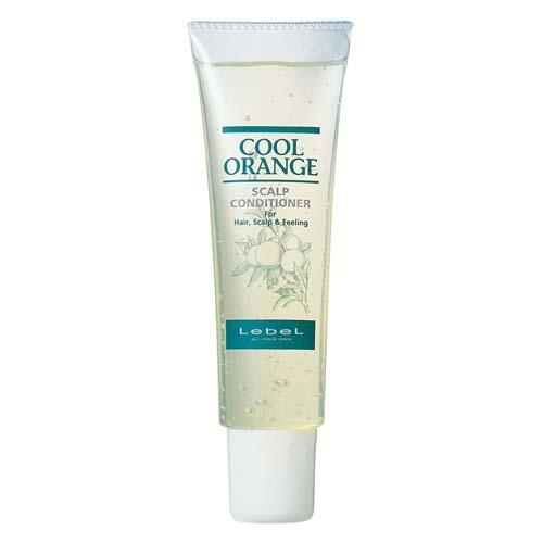 Lebel Cool Orange Scalp Conditioner - Кондиционер-очиститель для жирной кожи головы «Холодный Апельсин»