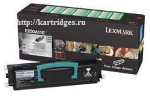 Картридж Lexmark E250A11E
