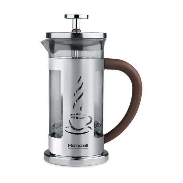 491 Френч-пресс 1000мл Mocco&Latte Rondell RDS-491