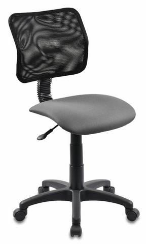 спинка сетка черный сиденье темно-серый 15-13