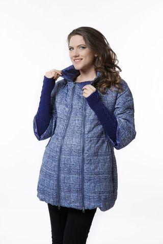 Куртка 04814 синий