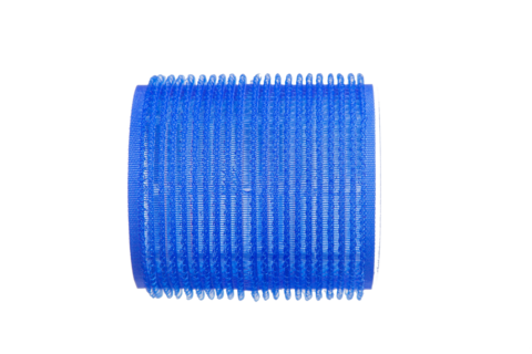 Бигуди липучки Ставвер синие 51мм*63мм 6шт/уп