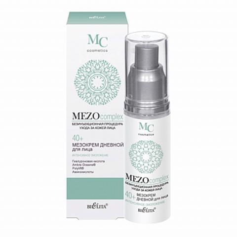 Белита MEZOcomplex МезоКРЕМ дневной для лица Интенсивное омоложение 40+  50мл