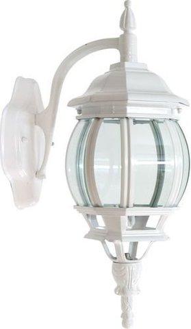 Светильник садово-парковый, 100W 230V E27 белый, 8102 (Feron)