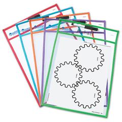 Папка для занятий Пиши и стирай, 1 шт. Learning Resources