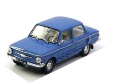 ZAZ-968A Zaporozhets blue 1:43 Nash Avtoprom
