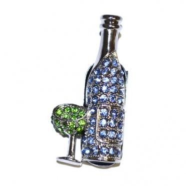 usb-флешка бутылка шампанского оптом