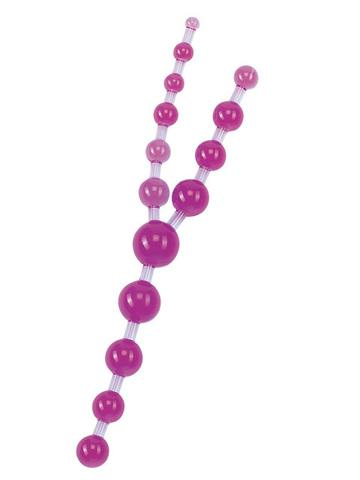 Анальные шарики - цепочка тройная (3 см.)