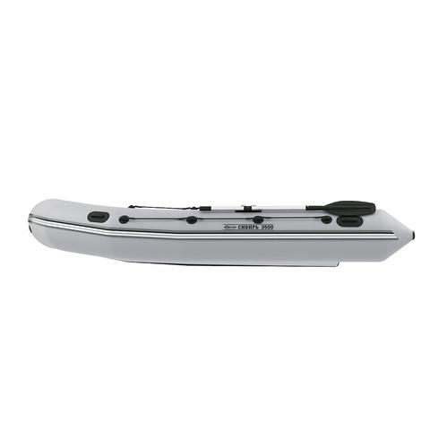 Надувная моторная лодка ПВХ Stream Сибирь 3500