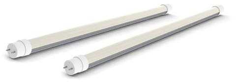 Лампа светодиодная НЛ-Т8-10 Вт-230 В-4000 К–G13, 600 мм, матовая, Народная