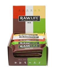 Батончики натуральные R.A.W. LIFE