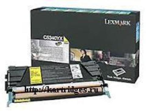 Картридж Lexmark C5340YX