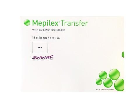 Мепилекс Трансфер (Mepilex Transfer) 15x20 см, 5 шт в упаковке