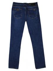 L-SB7141 джинсы мужские, синие