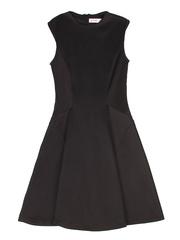 GDR008910 Платье женское. черное