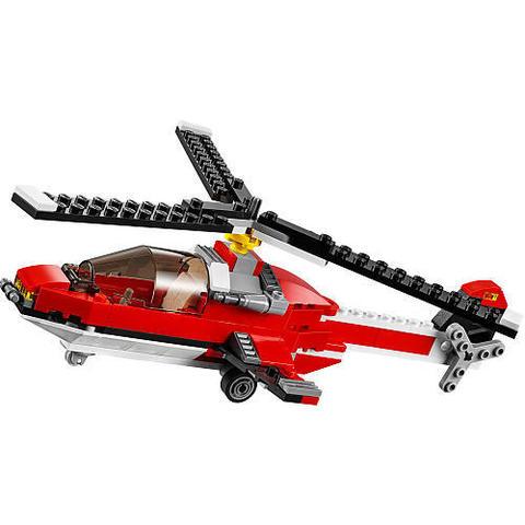 LEGO Creator: Путешествие по воздуху 31047