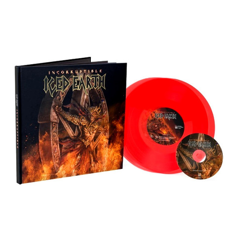 Iced Earth / Incorruptible (Deluxe Edition)(2x10