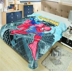 Человек паук одеяло детское флисовое в ассортименте