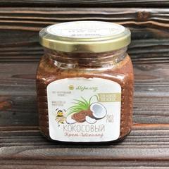 Урбеч крем-шоколад кокосовый, 230 г