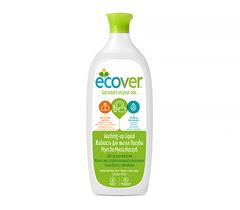 Жидкость для мытья посуды, ECOVER, Лимон и алоэ-вера, 1 л.
