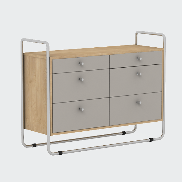 Комод Woodi Bauhaus