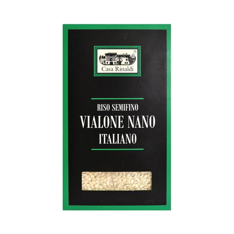 Рис Виалоне нано Casa Rinaldi среднезёрный 500г