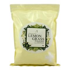 Anskin PREMIUM Herb Lemongrass Modeling Mask - Маска альгинатная для проблемной кожи