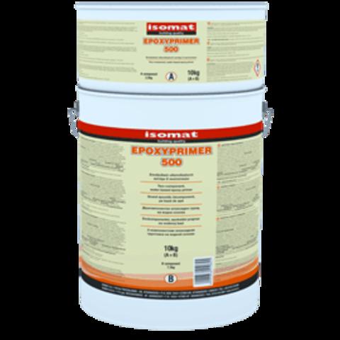 Isomat Epoxyprimer 500/Изомат Эпоксипраймер 500 двухкомпонентная эпоксидная грунтовка на водной основе