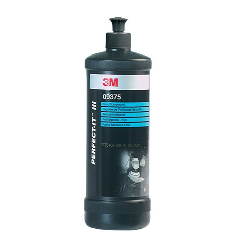 3М Полировальная паста (черный колпачок) 1л