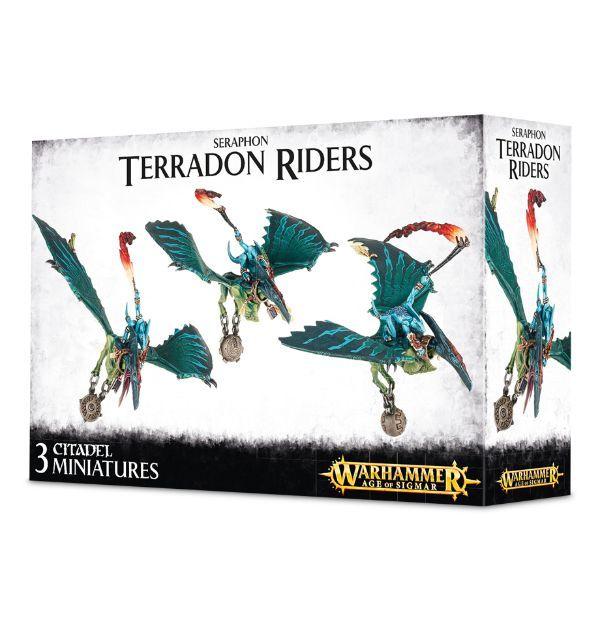 Terradon/Ripperdactyl Riders
