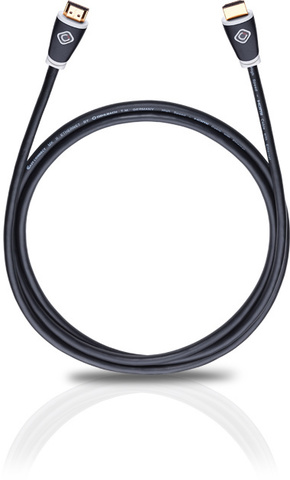 Oehlbach Easy Connect HDMI 1.50m, HDMI кабель (#127)