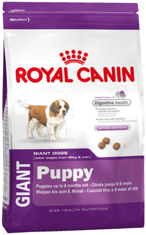Royal Canin Giant Puppy 17 кг