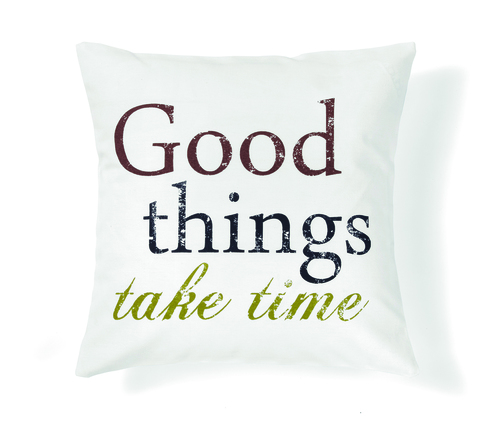 "Подушка CASUAL AVENUE ""GOOD THINGS"""
