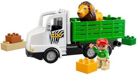 LEGO Duplo: Фотосафари 6156