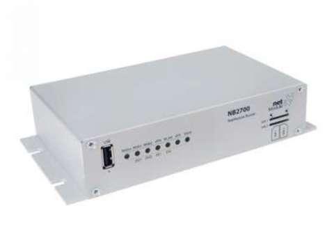 Netmodule NB2700-UW - Промышленный 3G/Wi-Fi роутер