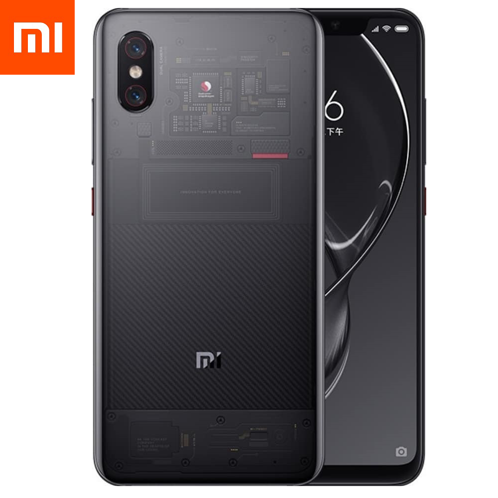 Смартфон Xiaomi Mi 8 Explorer Edition 8 / 128GB