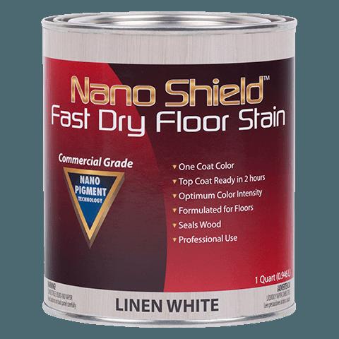 Nano Shield Fast Dry Floor Stain быстросохнущая морилка для пола, лестниц и мебели