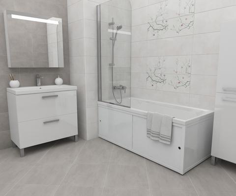 Панель для акриловых ванн TYPE 2 170