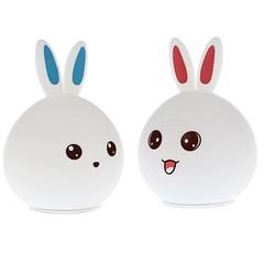 Мягкий силиконовый ночник Кролик Cute Rabbit led лампа
