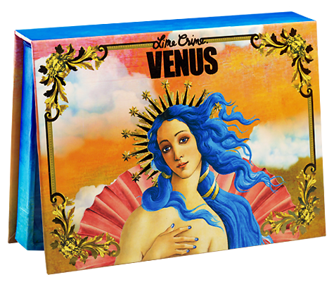 Палетка теней VENUS: The Grunge Palette