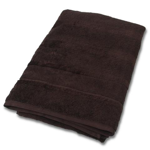 Полотенце 50x100 Cawo Noblesse 1002 коричневое