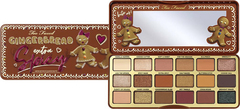 Too Faced Gingerbread Extra Spicy палетка теней
