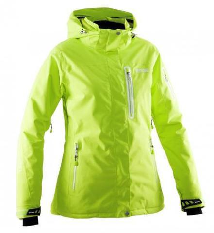 Женская горнолыжная куртка 8848 Altitude Aruba (lime)